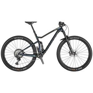 Scott Spark 910, fulldempet terrengsykkel 2021 Gloss Black L 2021