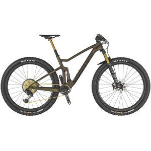 Scott Spark 900 Ultimate Stisykkel 2019 Bronse L 2019