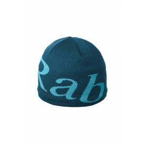 Rab Logo Beanie lue Test Team QAA-09-AT 2018