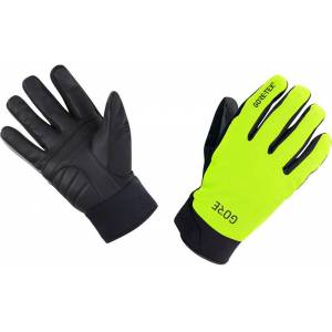 GORE WEAR C5 Gore-Tex Thermo Gloves neon yellow/black 6 2019 MTB-hansker