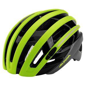 Alpina Campiglio Helmet be visible 57-61cm 2019 Racerhjelmer