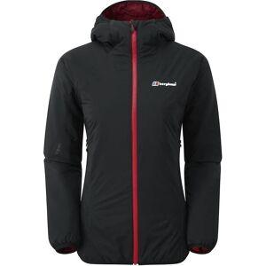 Berghaus Women's Reversa Jacket - sort/rød
