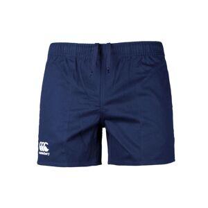 Canterbury profesjonell shorts Childrens Marinen 6YRS