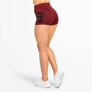 Better Bodies Gracie Hotpants Shorts Dame - Rød