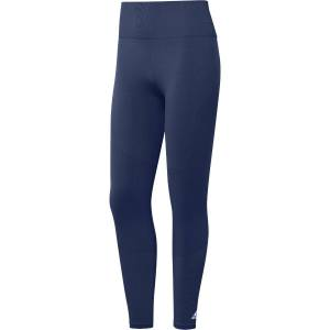 Adidas Seamless Tights Dame - Blå
