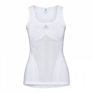 Odlo Suw Top Crew Neck Singlet Breathe Hvit