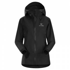 Arc'teryx Beta SL Hybrid Jacket Women's Sort
