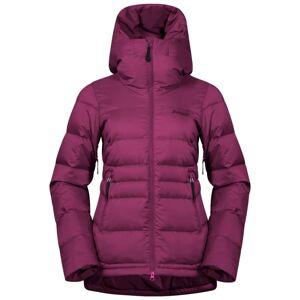 Bergans Stranda Down Hybrid Women's Jacket Rød