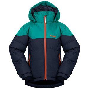 Bergans Ruffen Down Kids Jacket Blå