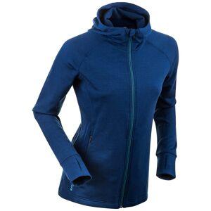 Bjørn Dæhlie Women's Full Zip Wool Blå