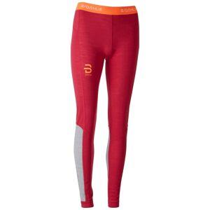 Bjørn Dæhlie Women's Training Wool Pants Rød