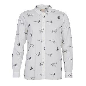 Barbour Safari Shirt Hvit