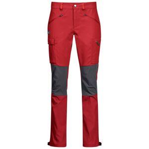 Bergans Nordmarka Hybrid Women's Pant Rød