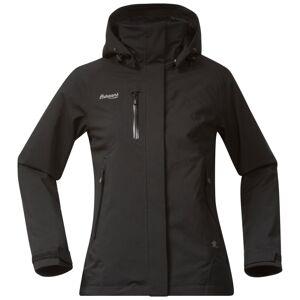 Bergans Flya Insulated Lady Jacket Sort