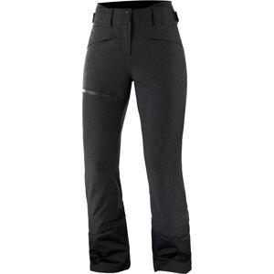 Salomon Women's Proof LT Insulated Pant Sort