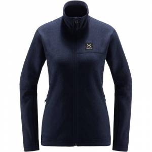 Haglöfs Swook Jacket Women Blå