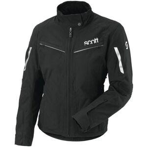 Scott WS Turn TP Ladies motorsykkel tekstil jakke Svart 44