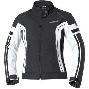 Held Shona Ladies tekstil jakke Svart Hvit XL