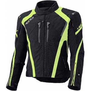Held Imola II Tekstil jakke Svart Gul M