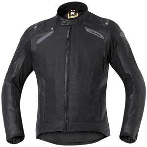Held Camaris Motorsykkel skinn/tekstil jakke Svart 3XL
