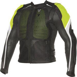 Dainese G. Sport Guard Protector jakke Svart Gul 54