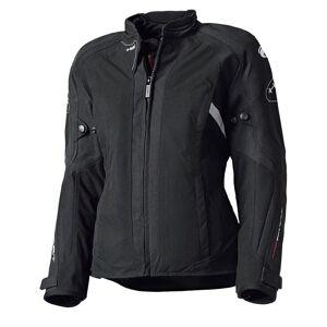 Held Toshi Ladies motorsykkel tekstil jakke Svart 2XL