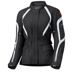 Held Shane Ladies tekstil jakke Svart Hvit 2XL
