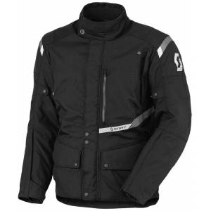 Scott Turn Pro DP Tekstil jakke Svart L