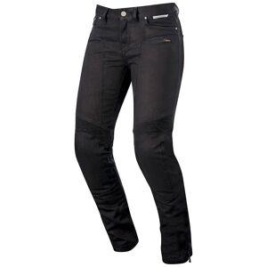 Alpinestars Riley Tech Denim Ladies Jeans bukser Svart 30
