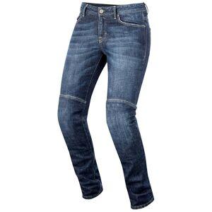 Alpinestars Daisy Pro Denim Ladies bukser Blå 34