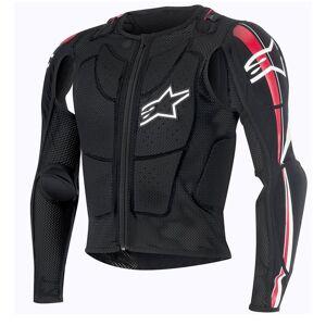 Alpinestars Bionic Plus Protector jakke 2015 Svart Hvit L