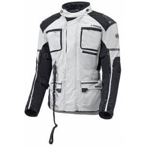 Held Carese APS Gore-Tex Motorsykkel tekstil jakke Svart Grå L