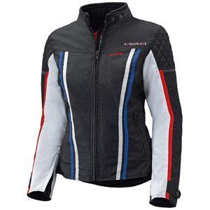 Held Jill Ladies tekstil jakke Svart Hvit Rød Blå XS