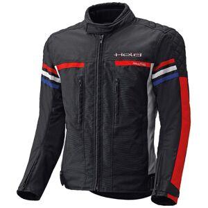 Held Jakk Tekstil jakke Svart Hvit Rød Blå L