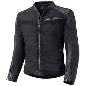 Held Street Hawk Motorsykkel skinn / tekstil jakke Svart L
