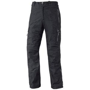 Held Trader Motorsykkel damer Jeans bukser Svart 2XL