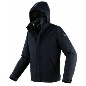 Spidi Combat Field H2Out Motorsykkel tekstil jakke Blå 3XL