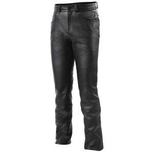 IXS Rebell III Skinn bukse Svart 48