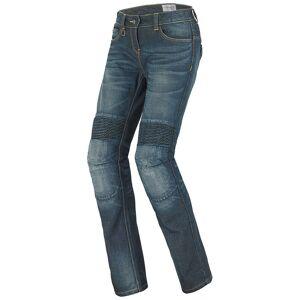 Spidi J&Racing Ladies Jeans bukser Blå 28