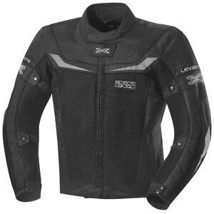 IXS Levante Tekstil jakke Svart XL