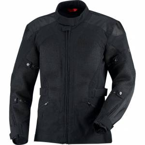 IXS Bel Air Ladies tekstil jakke Svart XL