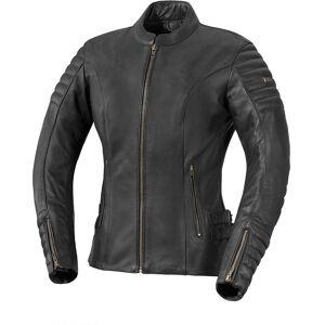 IXS Tracy Skinn jakke Svart 36