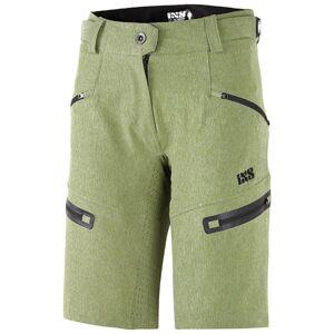 IXS Sever 6.1 BC Ladies Shorts Grønn M