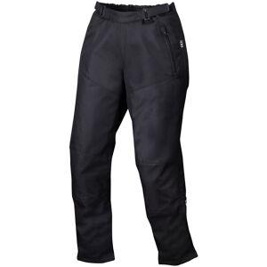 Bering Bartone Stor størrelse kvinner motorsykkel tekstil bukser Svart 3XL