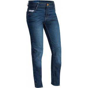 Ixon Mikki Ladies motorsykkel Jeans Blå L
