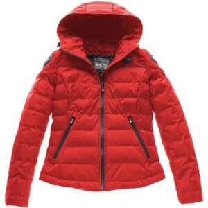 Blauer Easy Winter 2.0 Ladies motorsykkel tekstil jakke Rød XL
