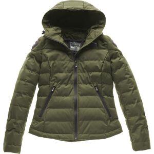 Blauer Easy Winter 2.0 Ladies motorsykkel tekstil jakke Grønn M