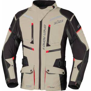 Büse Open Road II Motorsykkel tekstil jakke Beige 48
