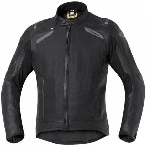 Held Camaris Motorsykkel skinn/tekstil jakke 2XL Svart
