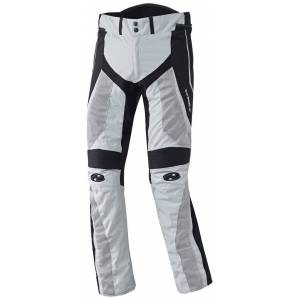 Held Vento Mesh Ladies motorsykkel tekstil bukser L Svart Grå